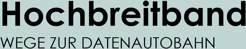 Hochbreitband Logo